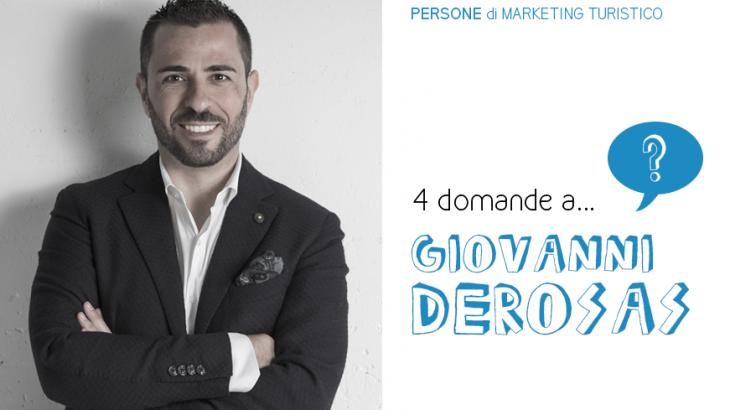 4 domande a Giovanni Derosas